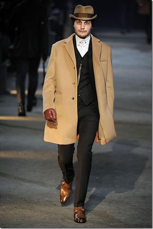 London Street Fashion: November 2009